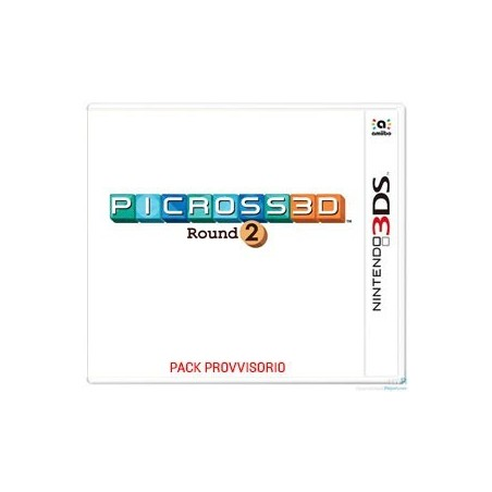 Picross 3D: Round 2 per 3DS