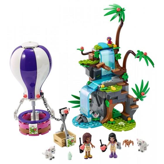 LEGO - Friends - Salvataggio sulla mongolfiera della tigre - 41423
