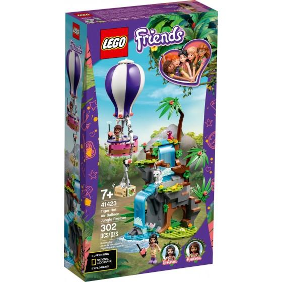 LEGO - Friends - Salvataggio sulla mongolfiera della tigre - 41423 - The Gamebusters 1