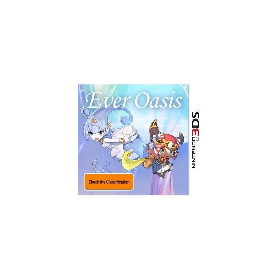 Ever Oasisi per 3DS