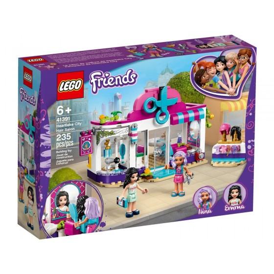 LEGO - Friends - Il salone di bellezza di Heartlake City - 41391 - The Gamebusters 1