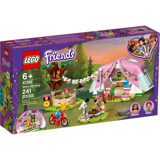 LEGO - Friends - Glamping nella natura - 41392 - The Gamebusters 1
