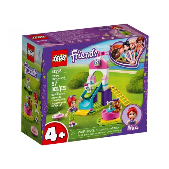 LEGO - Friends - Il parco giochi dei cuccioli - 41396 - The Gamebusters 1