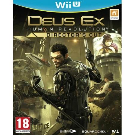 Deus Ex: Human Revolution - Director's Cut - WiiU
