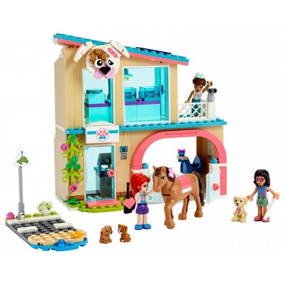 LEGO - Friends - La clinica veterinaria di Heartlake City - 41446