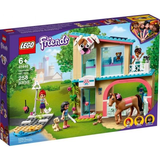 LEGO - Friends - La clinica veterinaria di Heartlake City - 41446 - The Gamebusters 1