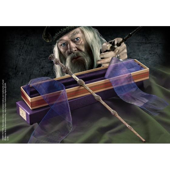 The Noble Collection Replica - Bacchetta di Albus Silente (Deluxe Edition) - Harry Potter 1