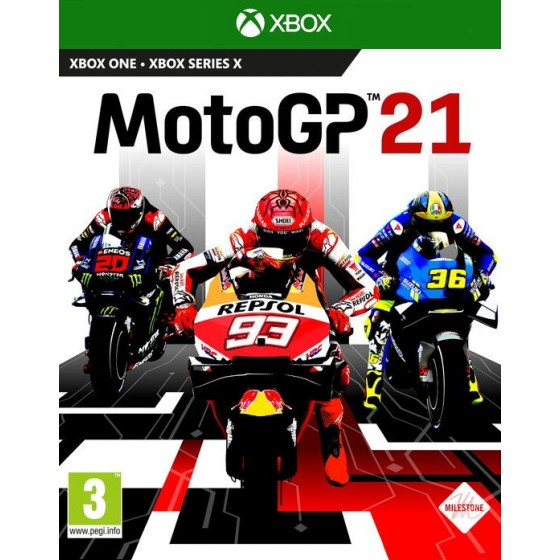 MotoGP 21 - Xbox One/Series X