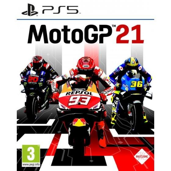 MotoGP 21 - PS5