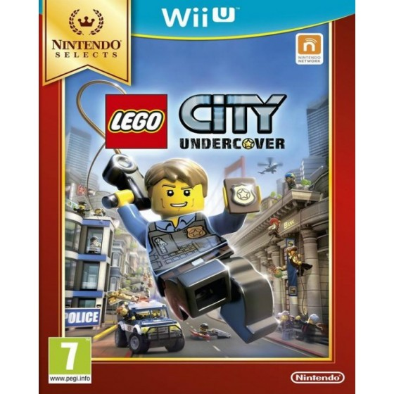 Lego City Undercover Select