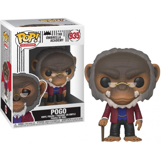 Funko Pop - Pogo (935) - The Umbrella Academy - The Gamebusters
