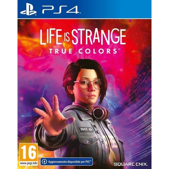 Life is Strange: True Colors - PS4 - The Gamebusters 1