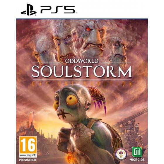 Oddworld: Soulstorm - PS5 - The Gamebusters