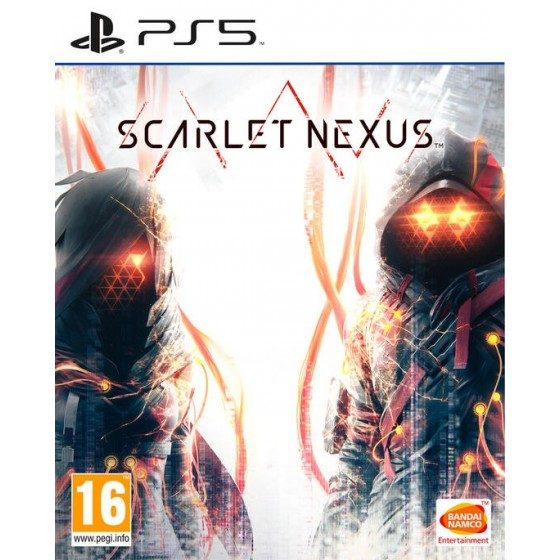 Scarlet Nexus - PS5 - The Gamebusters