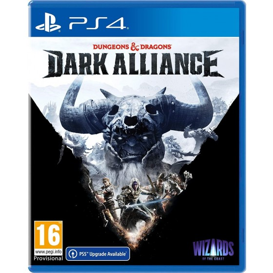 Dungeons & Dragons: Dark Alliance - PS4 - The Gamebusters
