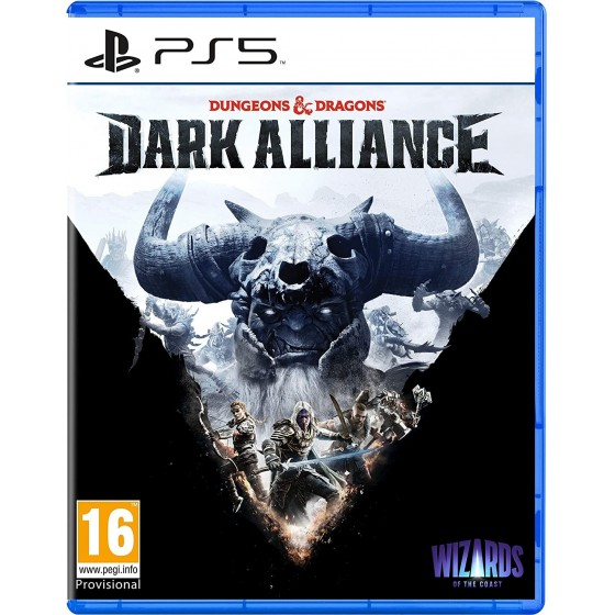 Dungeons & Dragons: Dark Alliance - PS5 - The Gamebusters