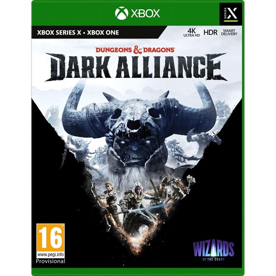 Dungeons & Dragons: Dark Alliance - Xbox One / Series X - The Gamebusters