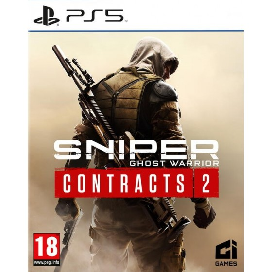 Sniper Ghost Warrior Contracts 2 - PS5 - The Gamebusters
