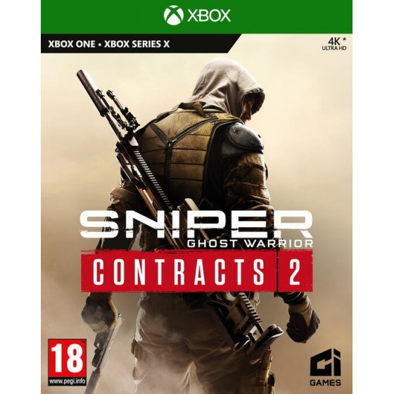 Sniper Ghost Warrior Contracts 2 - Xbox One / Series X - The Gamebusters