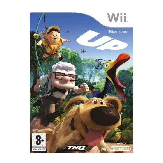 Disney Up - Wii - The Gamebusters