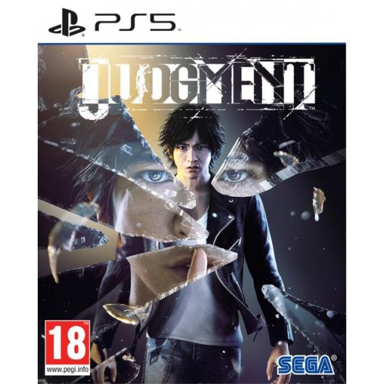 Judgment - PS5 - The Gamebusters