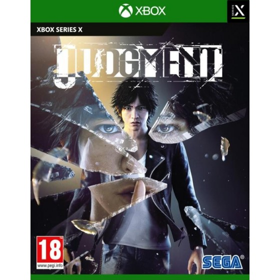Judgment - Xbox Series X - The Gamebusters