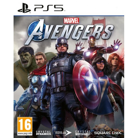 Marvel's Avengers - PS5 - The Gamebusters