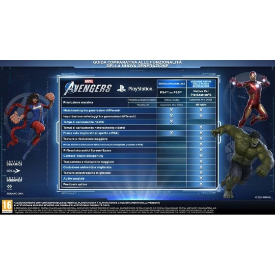 Marvel's Avengers - PS5