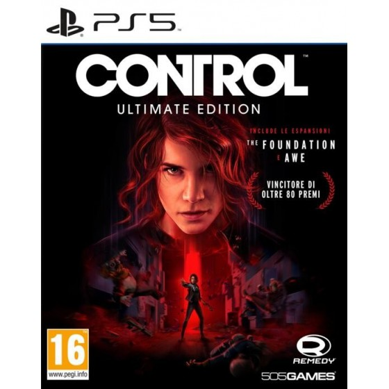 Control - Ultimate Edition - PS5 - The Gamebusters
