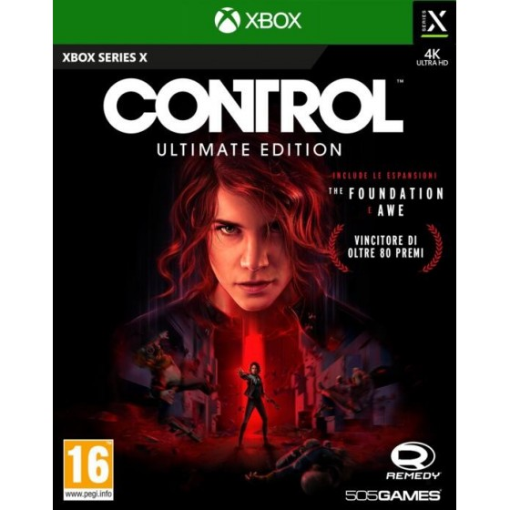Control - Ultimate Edition - Xbox One / Series X