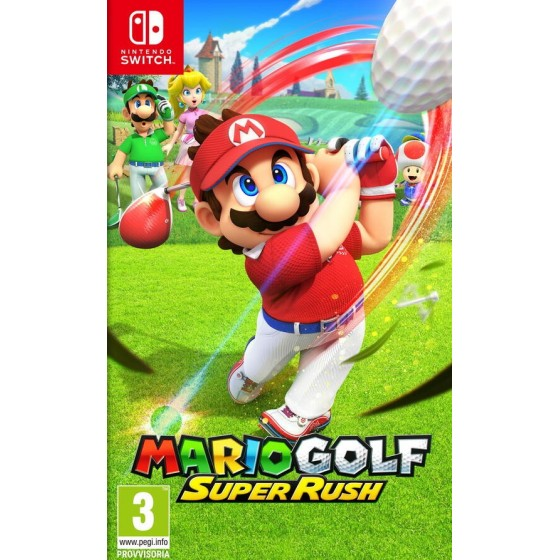 Mario Golf: Super Rush - Switch - The Gamebusters