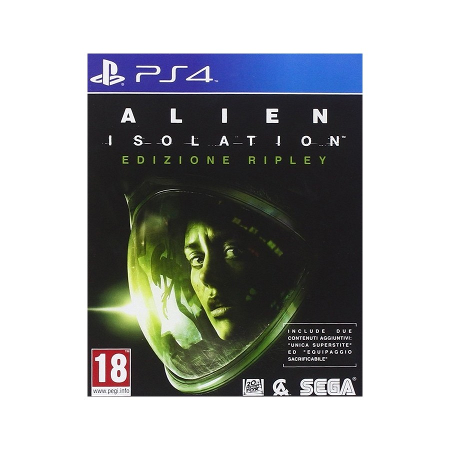Alien Isolation - Nostromo Edition - PS4