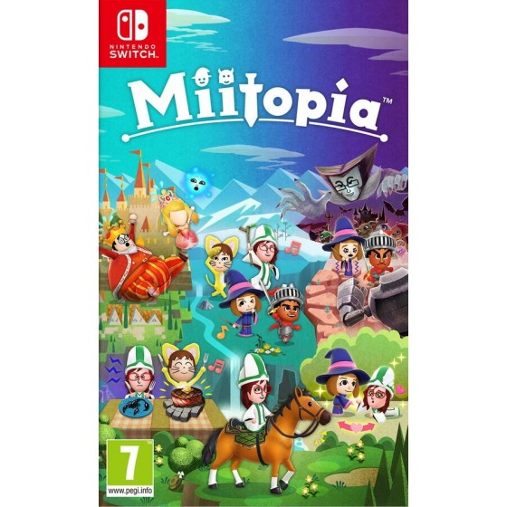 Miitopia - Switch - The Gamebusters