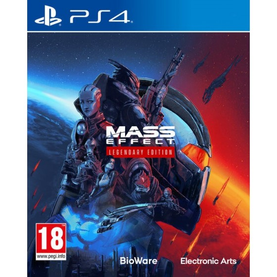 Mass Effect Legendary Edition - The Gamebusters