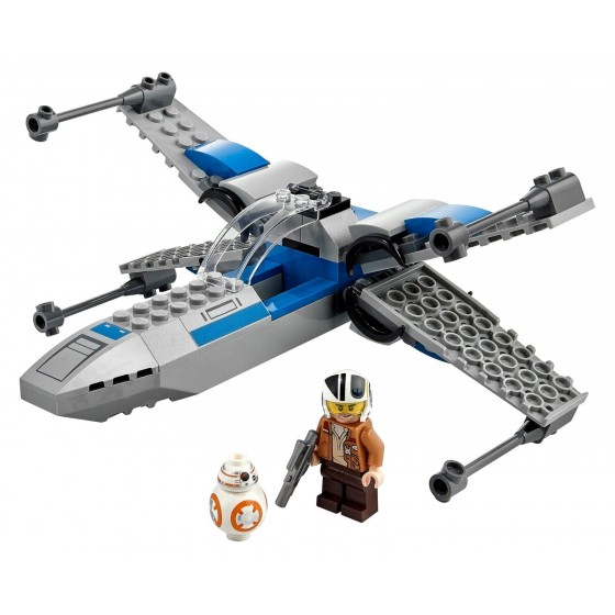 LEGO - Star Wars - Resistance X-Wing - 75297