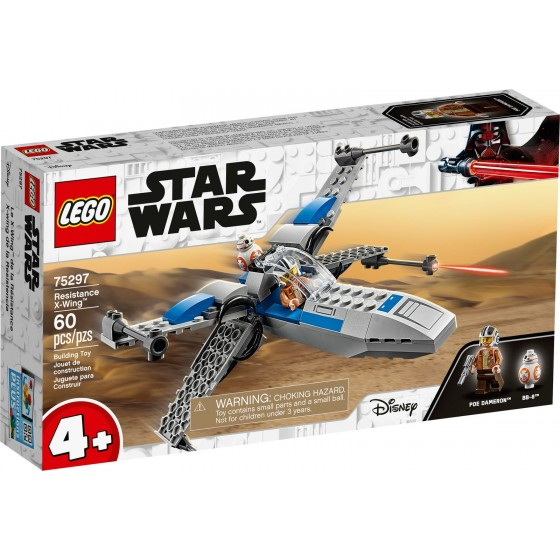 LEGO - Star Wars - Resistance X-Wing - 75297 - The Gamebusters
