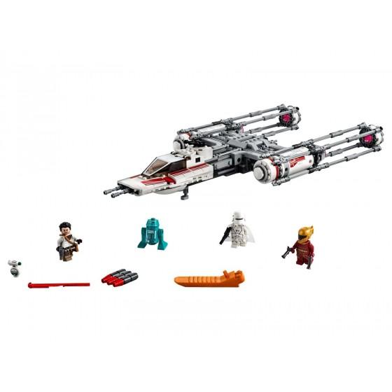 LEGO - Star Wars - Y-Wing Starfighter della Resistenza - 75249