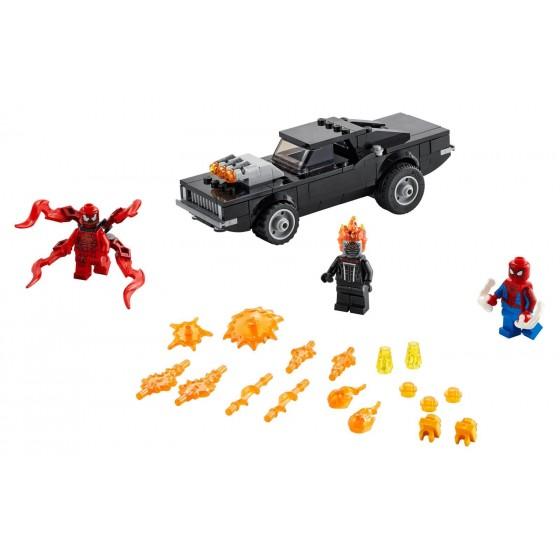 LEGO - Marvel - Spider-Man e Ghost Rider vs. Carnage - 76173