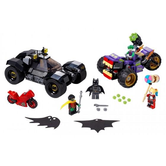 LEGO - Batman - All'inseguimento del tre-ruote di Joker - 76159