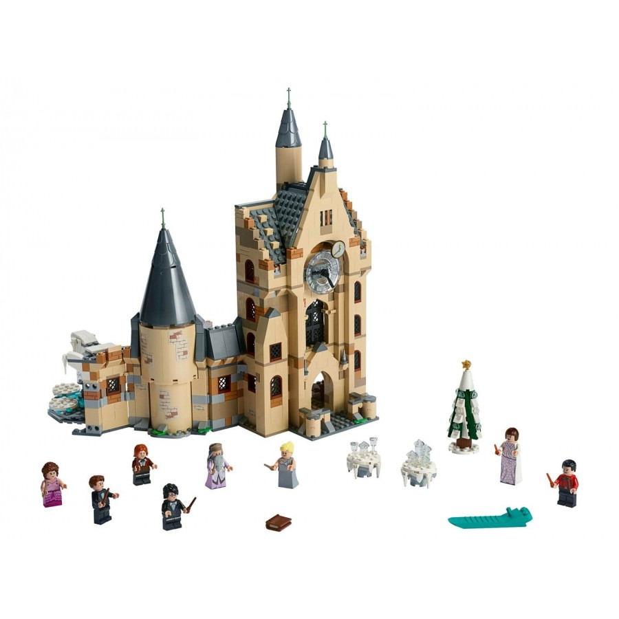 LEGO - Harry Potter - La Torre dell'orologio di Hogwarts - 75948 - The Gamebusters