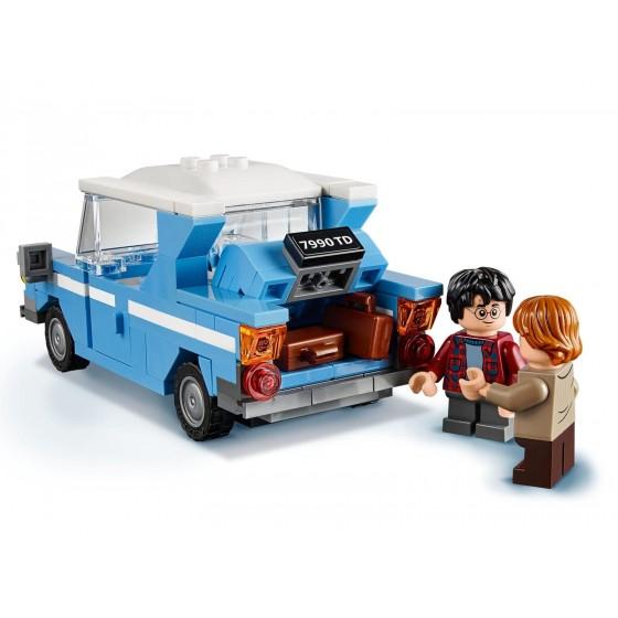 LEGO - Harry Potter - Il Platano Picchiatore di Hogwarts - 75953