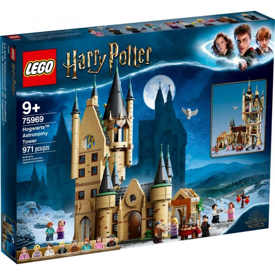 LEGO - Harry Potter - Torre di Astronomia di Hogwarts - 75969 - The Gamebusters
