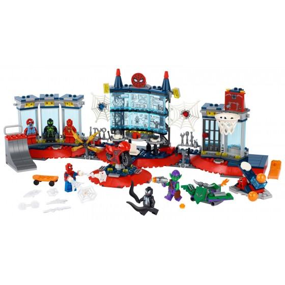 LEGO - Marvel - Attacco al covo di Spider-Man - 76175