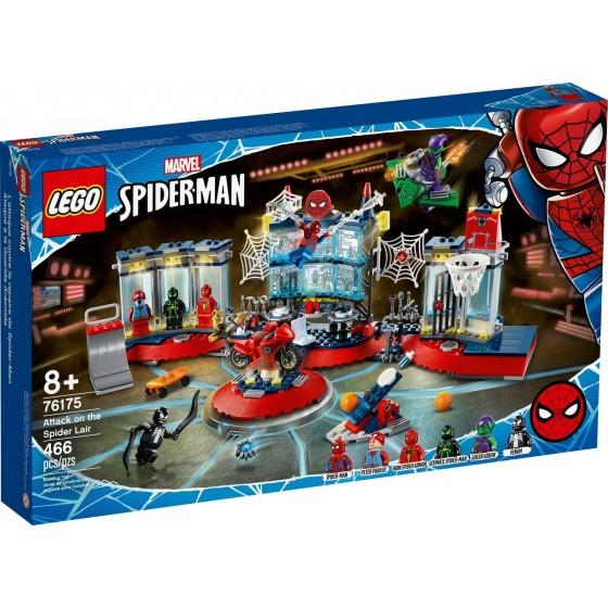 LEGO - Marvel - Attacco al covo di Spider-Man - 76175 - The Gamebusters
