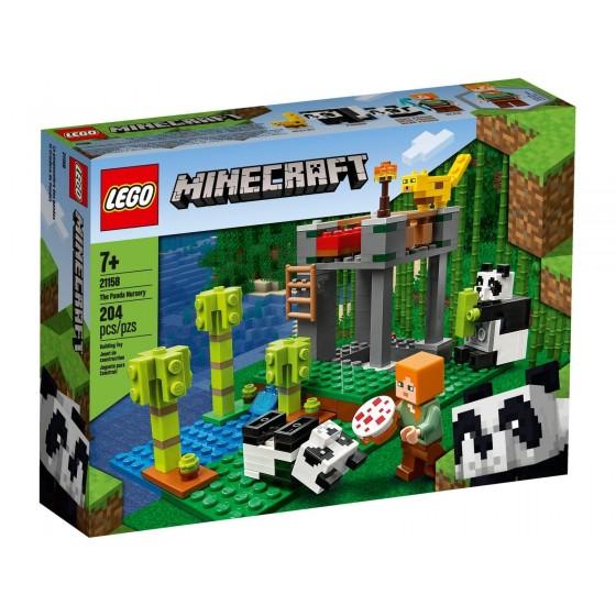 LEGO - Minecraft - L'avamposto del saccheggiatore - 21159 - The Gamebusters