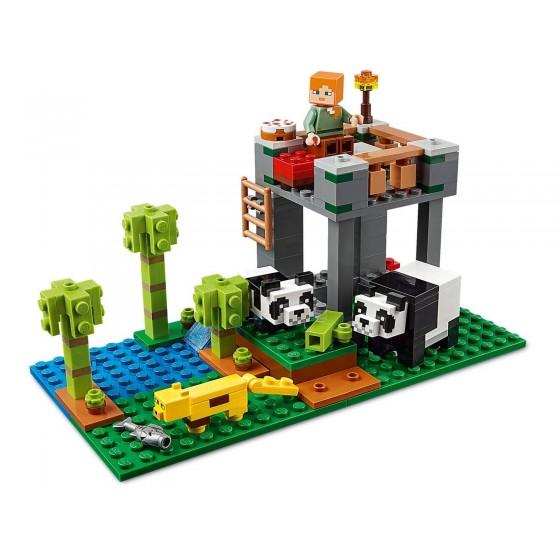 LEGO - Minecraft - L'avamposto del saccheggiatore - 21159