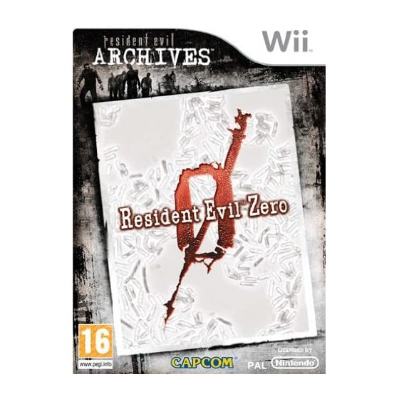 Resident Evil 0 - Wii - The Gamebusters