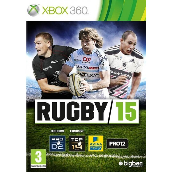 Rugby 15 - Xbox 360