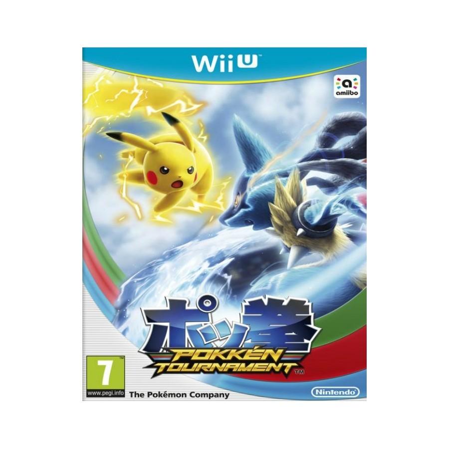 Pokken Tournament - WiiU