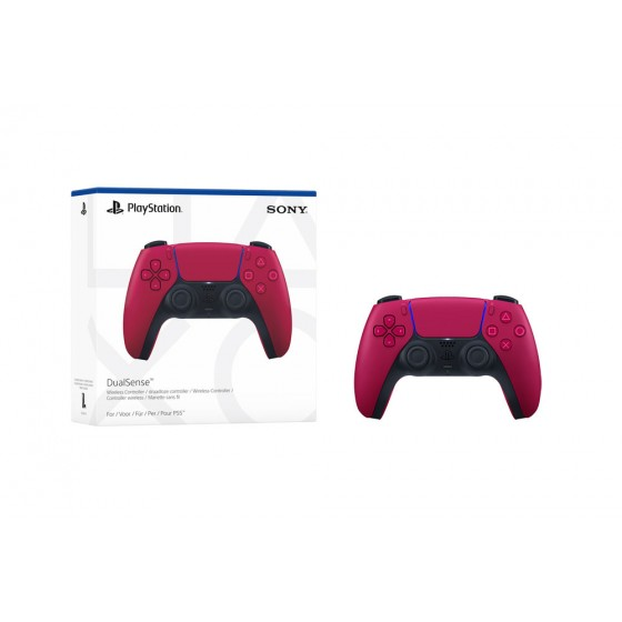 Controller Wireless DualSense - Cosmic Red - PS5